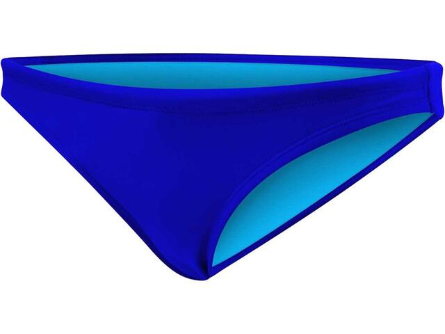 TYR Solid Mini Bikini Dam blå